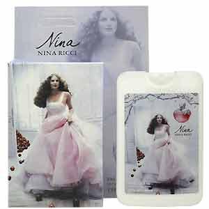 (50ml) Nina Ricci - Nina Woman (компактная парфюмерия в чехле)