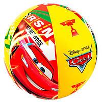 Мяч надувной Тачки (Disney Cars) 61 см, Intex 58053 (58053)