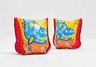 Нарукавники надувные с акулами, Intex 56659 (56659)