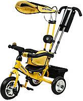 Велосипед Mars Mini Trike, желтый  (LT950 жовтий)
