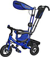 """Велосипед Mars Mini Trike Air, синий  10""""8"""" (LT950 air синій)"""