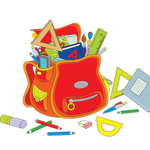 Школьные ранцы и портфели