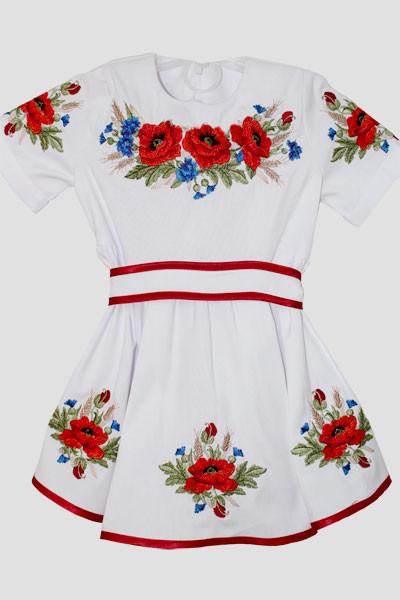 Вишите плаття для дівчинки  Тереза 1 5190d71b0934b