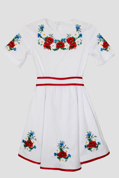 Вишите плаття для дівчинки  Орися c472bda24570b