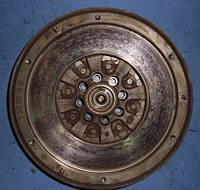 Маховик демпферный (двухмассовый маховик ) MercedesSprinter W901-W905 2.2cdi, 2.7cdi1995-2006LUK  A6110300