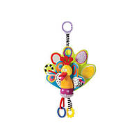 Развивающая игрушка-подвеска - ПАВЛИН (11455)