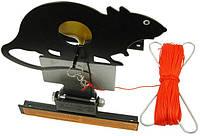 Мишень Gamo Rat Target. Мишень Крыса. Интересные мишени для стрельбы. Мишень для пневматики