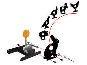 Мишень Gamo Rat Target. Мишень Крыса. Интересные мишени для стрельбы. Мишень для пневматики, фото 3