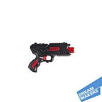 Игрушечный пистолет «Защитник» стреляет водяными пулями (M02+)