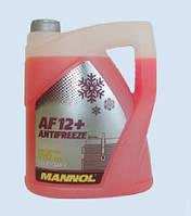 Антифриз готовый красный Antifreeze AF12  -40˚C  (red) (5L)