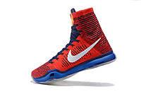 Мужские баскетбольные кроссовки Nike Kobe 10 elite (American) , фото 1