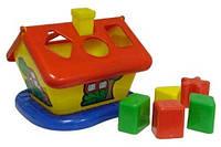 Садовый домик (в сеточке) (3354)