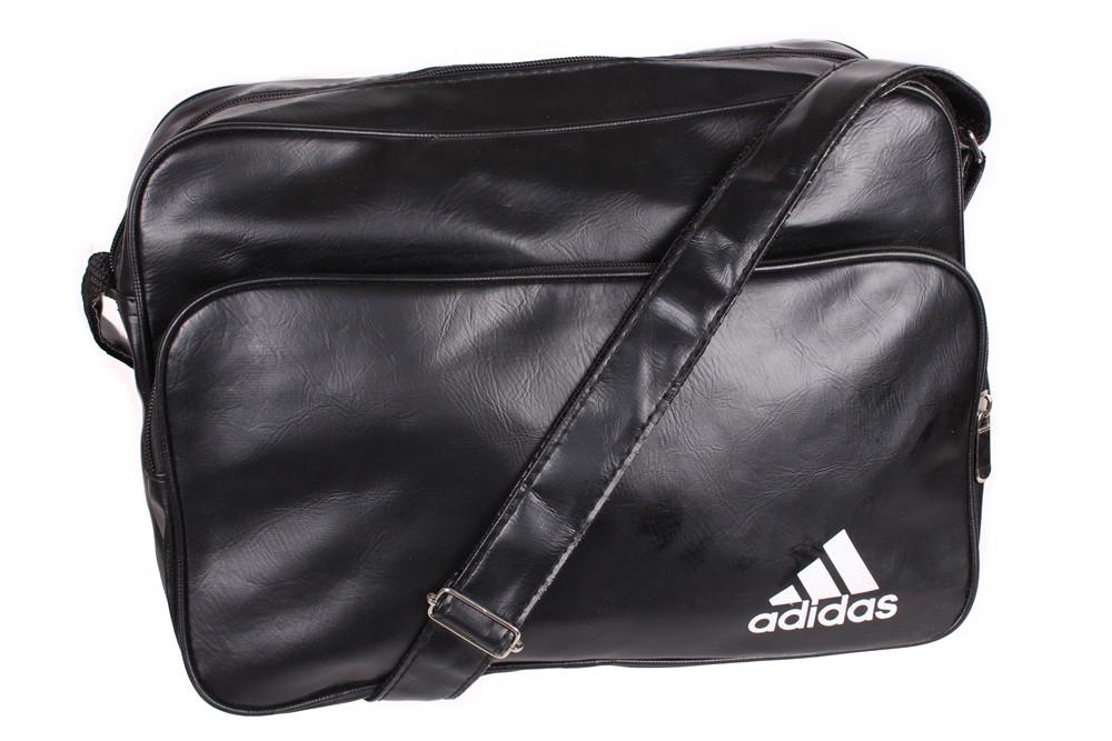 Спортивная сумка из искусственной кожи sport3027001 черная