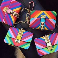 Женская сумка Разноцветная
