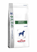 Royal Canin Obesity Management DP34 для собак при ожирении 13 кг