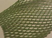 Дель рыболовная безузловая полиамидная (капроновая) 93,5текс*3, яч. 16 мм