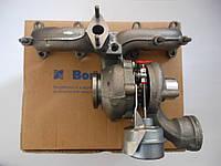 Турбина Volkswagen T5 / Кадди / Caddy 1.9TDI (с отверстием под датчик)  5439 988 0057 BorgWarner США