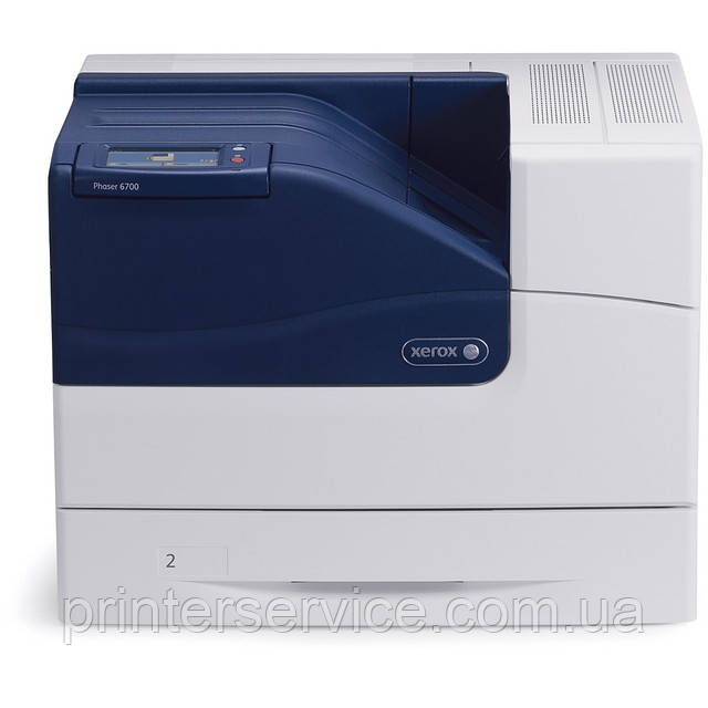 Цветной лазерный принтер Xerox Phaser 6700N формата А4