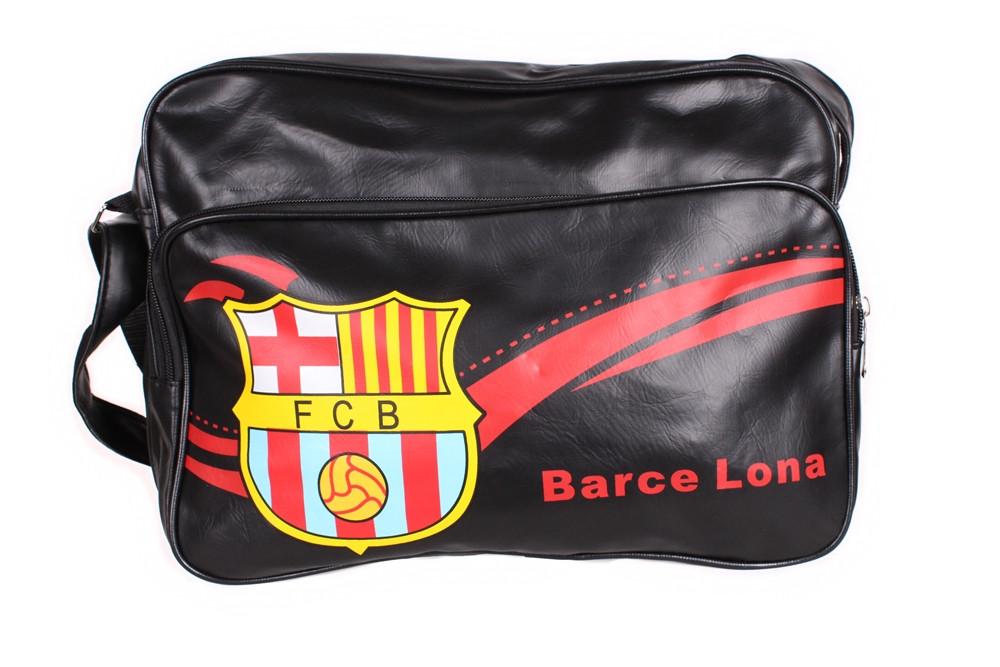 Спортивная сумка из искусственной кожи sport3027005 черная