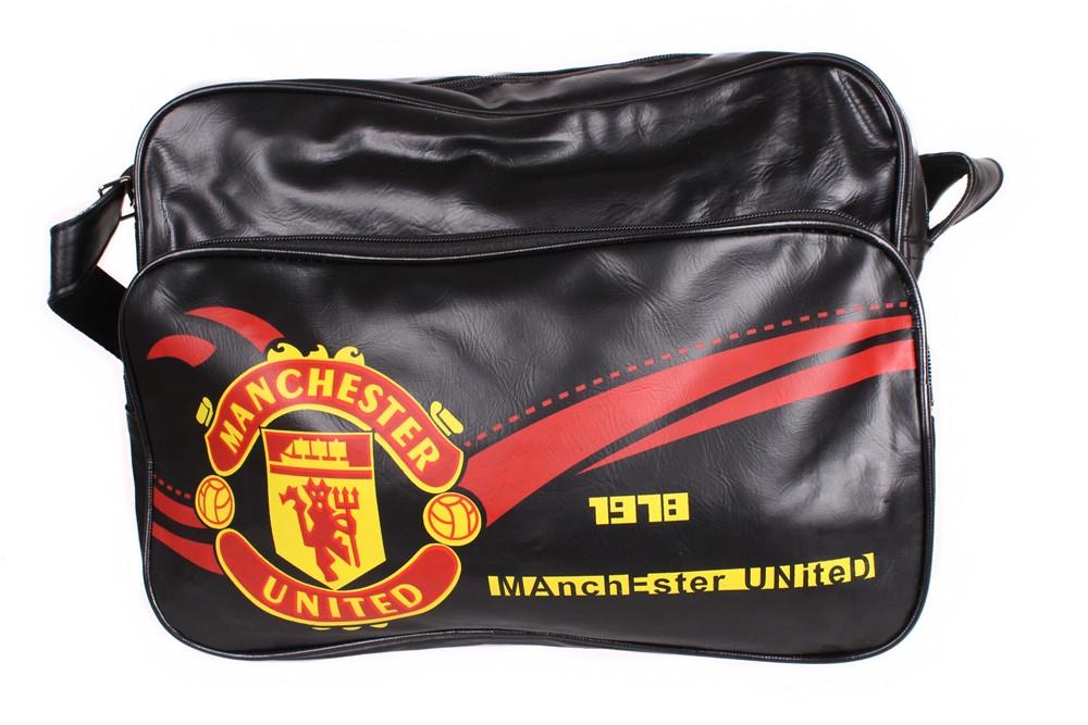 Сумка для мужчин с значком Manchester United