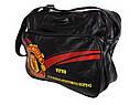 Спортивная сумка из искусственной кожи sport3027006 черная, фото 3