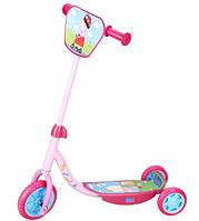 Скутер детский лицензионный - PEPPA (3-х колесный) (Т57644)