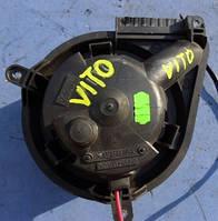 Моторчик печки вентиляторMercedesVito W638 1996-2003 x17651586k, Valeo X19652627J, 0028301580