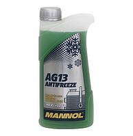 Антифриз готовый зеленый Antifreeze AG13  -40˚C  (green) (1L)