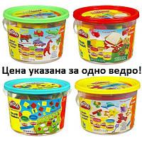 PLAY-DOH детский набор Пластилина в мини ведерке  в ассортименте (23414)