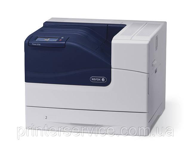 Цветной лазерный принтер Xerox Phaser 6700DN  формата А4