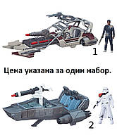 """Космический корабль вселенной """"Звездные войны"""" 9,5см Класс ІІ B3672 (B3672)"""
