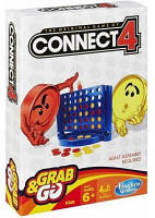Собери 4, Игра дорожная, Hasbro Gaming B1000121 (B1000), фото 1