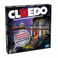 Настольная игра Hasbro Other Games Клуэдо A5826 (A5826)