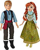 Игровой набор Frozen Анна и Кристофф Hasbro B5168 (B5168)