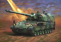 Бронированая гаубица (1998г.,Германия) Panzerhaubitze PzH 2000, 1:72 (03121)