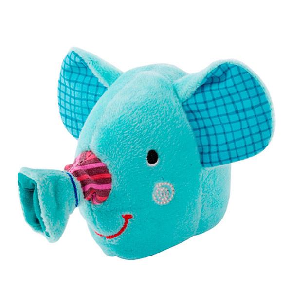 Lilliputiens - Мини-погремушка слоник Альберт
