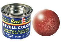 Краска № 95 бронзовая металлик bronze metallic 14ml (32195)