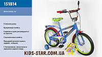 """Детский велосипед 18"""" (151814)"""