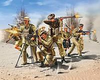 Шотландская пехота Scottish Infantry 8th Army WWII, 1:72 (02512)