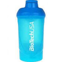 Шейкер Bio tech (600 ml blue)