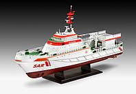 Корабль (2002г., Германия) DGzRS Hermann Marwede; 1:200 (05812)