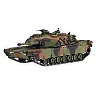 Танк (1989г., США) M1A1 (HA) Abrams, 1:72 (03112)