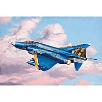 Истребитель (1958г.,США) F-4 Phantom; 1:100 - easykit Revell 06643 (06643)