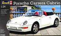 Автомобиль Porsche 911 Carrera Cabrio 1:24 07063 (07063), фото 1