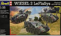 Бронетранспортеры Wiesel 2 LeFlaSys (Ozelot AFF BF/UF) 1:35, Revell 03205 (03205)