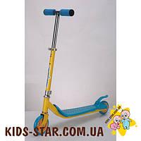 Детский самокат 2-х колесный