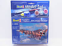 "Model Set Истребитель Eurofighter""Bronze Tiger"" 1:144 Revell 4-й уровень 63970 (63970)"