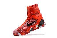 Мужские баскетбольные кроссовки Nike Kobe 9 Elite (Christmas)   , фото 1