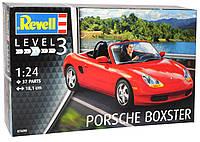 Автомобиль Porsche Boxster 1:24 Revell 3-й уровень 07690 (07690)