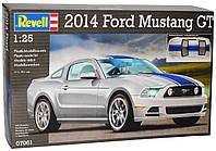 Автомобиль 2014 Ford Mustang GT 1:25 Revell 3-й уровень 07061 (07061)